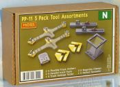 Proses PP11 5 pack tool assortment - reduced